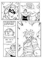 Le Retour des Saiyans : Chapitre 5 page 9