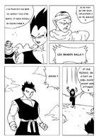 Le Retour des Saiyans : Chapitre 7 page 3