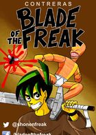 Blade of the Freak : Chapitre 1 page 1
