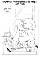 Stratagamme : Chapitre 14 page 1
