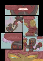 Blaze of Silver  : Chapitre 3 page 65