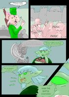 Blaze of Silver  : Chapitre 3 page 4