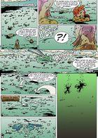 Chroniques du Dracanweald Livre2 : Chapitre 1 page 4