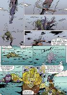 Chroniques du Dracanweald Livre2 : Chapitre 1 page 6
