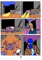 galactik man : Chapitre 3 page 4