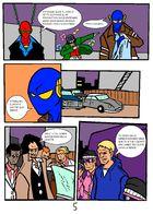 galactik man : Chapitre 3 page 7