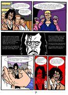 galactik man : Chapitre 3 page 9