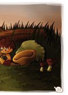Forêt des Chênes : Chapitre 1 page 35