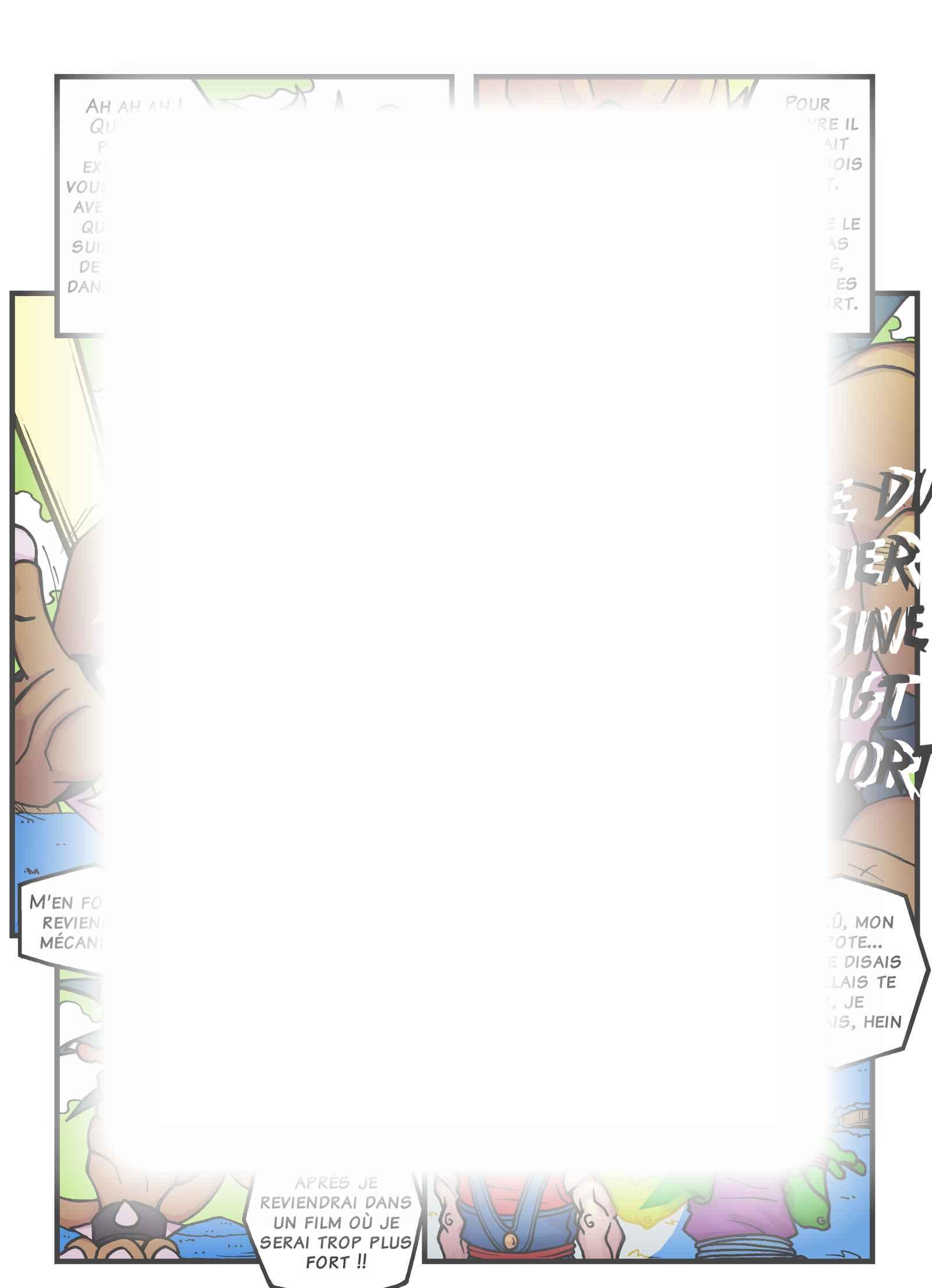 Super Dragon Bros Z : Chapitre 15 page 4