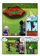 Super Dragon Bros Z : Chapitre 15 page 9