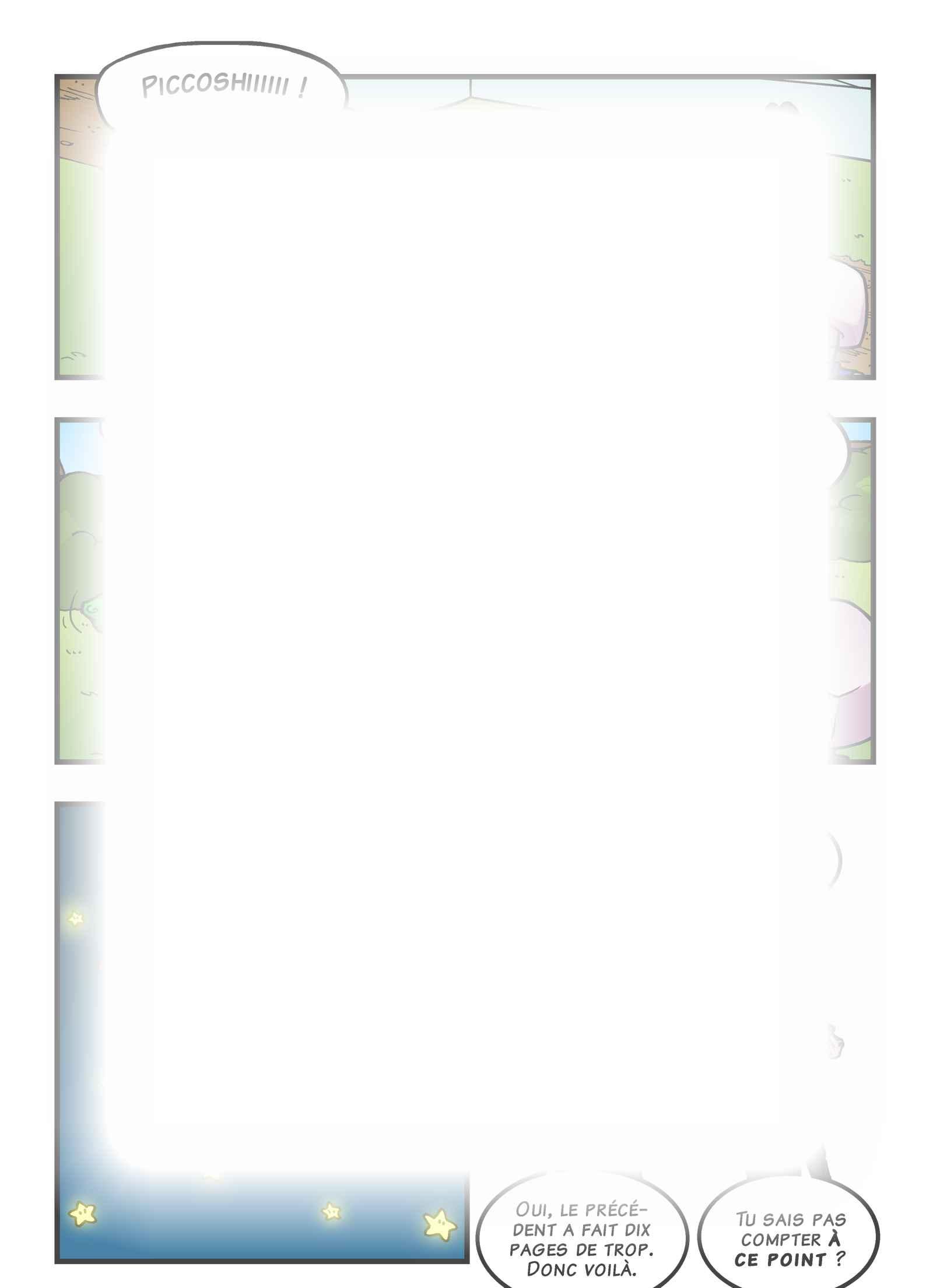 Super Dragon Bros Z : Chapitre 15 page 10