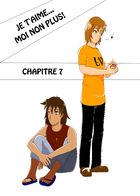 Je t'aime...Moi non plus! : Chapter 7 page 1