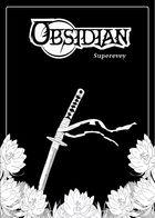 Obsidian : Chapitre 1 page 1
