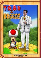 Toad et Reggie : Chapitre 1 page 1