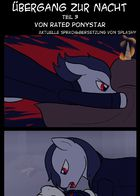 Übergang zur Nacht : Chapter 1 page 3