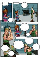 Super Dragon Bros Z : Chapter 16 page 6