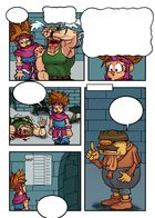 Super Dragon Bros Z : Chapter 16 page 7