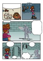 Super Dragon Bros Z : Chapter 16 page 8