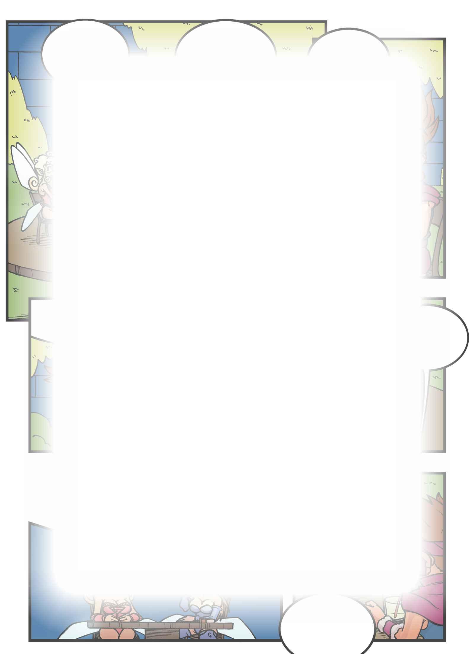 Super Dragon Bros Z : Chapitre 16 page 13