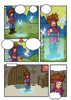 Super Dragon Bros Z : Chapter 16 page 14