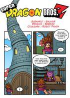 Super Dragon Bros Z : Chapitre 16 page 1