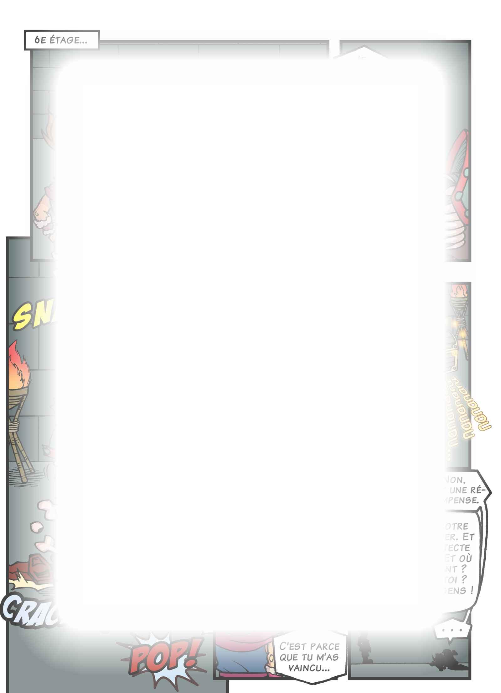 Super Dragon Bros Z : Chapitre 16 page 9
