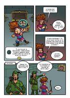 Super Dragon Bros Z : Chapitre 16 page 10