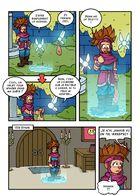 Super Dragon Bros Z : Chapitre 16 page 14