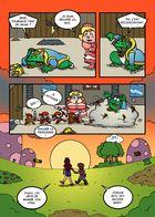 Super Dragon Bros Z : Chapitre 16 page 18
