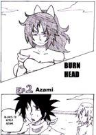 Burn Head : Chapitre 2 page 1