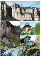 La chute : Chapitre 1 page 2