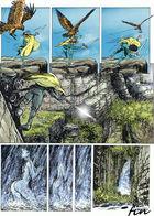 La chute : Chapitre 1 page 5