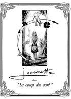 Jeannette : Chapitre 1 page 1