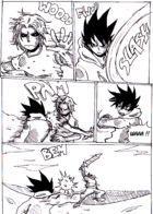 Burn Head : Chapitre 5 page 9