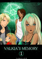 Valkia's Memory : Chapter 1 page 1