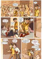 Deo Ignito : Chapitre 11 page 15