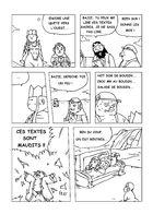 Le Retour des Saiyans : Chapitre 8 page 6