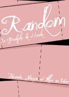 Random - Le Portfolio de Mariko : Chapitre 1 page 1