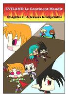 Les petites chroniques d'Eviland : Capítulo 1 página 4