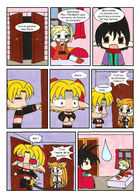 Les petites chroniques d'Eviland : Chapitre 1 page 9
