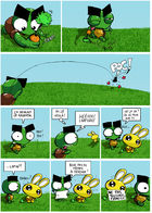 Lapin et Tortue : Chapitre 2 page 2