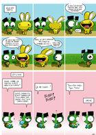 Lapin et Tortue : Chapitre 3 page 3