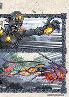 Chaos Blade : Capítulo 2 página 8