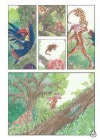 IMAGINUS Misha : Capítulo 1 página 7