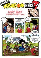 Super Dragon Bros Z : Chapitre 17 page 1
