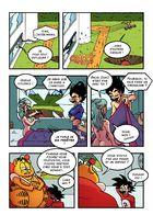 Super Dragon Bros Z : Chapitre 17 page 13