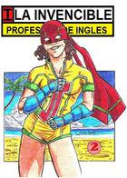 La invencible profesora : Capítulo 2 página 1
