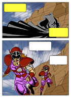 Saint Seiya Ultimate : Chapter 3 page 6