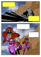 Saint Seiya Ultimate : Capítulo 3 página 6