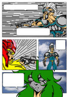 Saint Seiya Ultimate : Capítulo 3 página 13
